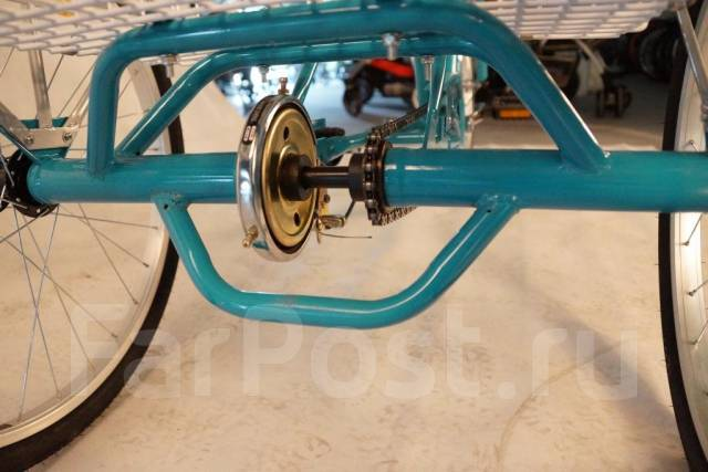 Трёхколёсные велосипеды взрослые своими руками