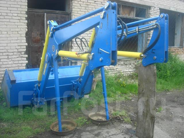 МТЗ 82, 1990 - Тракторы и сельхозтехника в Барнауле