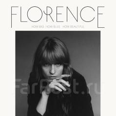 Florence + The Machine. How Big, How Blue, How Beautiful (CD)