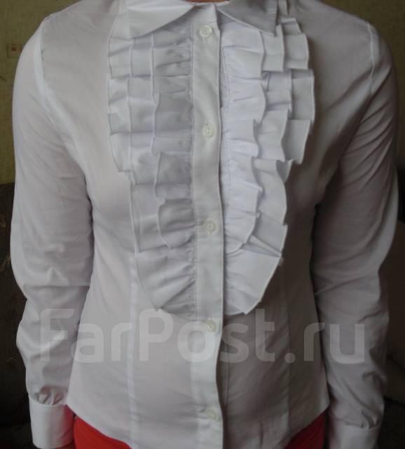 Купить в школу блузку