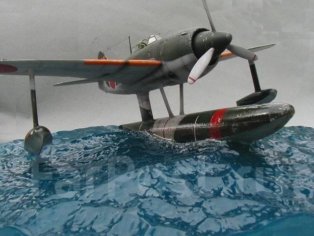 Имитация воды для моделей