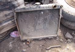 Радиатор охлаждения двигателя. Mazda Titan Двигатель HA