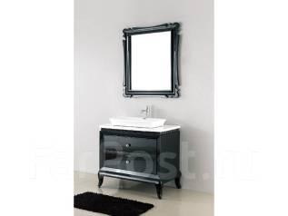 Мебель и зеркала для ванной.
