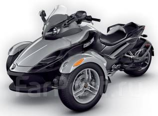 BRP Can-Am Spyder RS SM5. ��������, ���� ���, � ��������