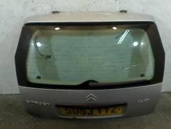 Крышка багажника. Citroen C3