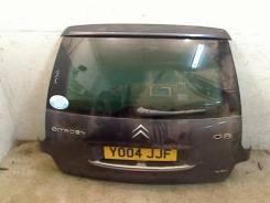 Крышка багажника. Citroen C8
