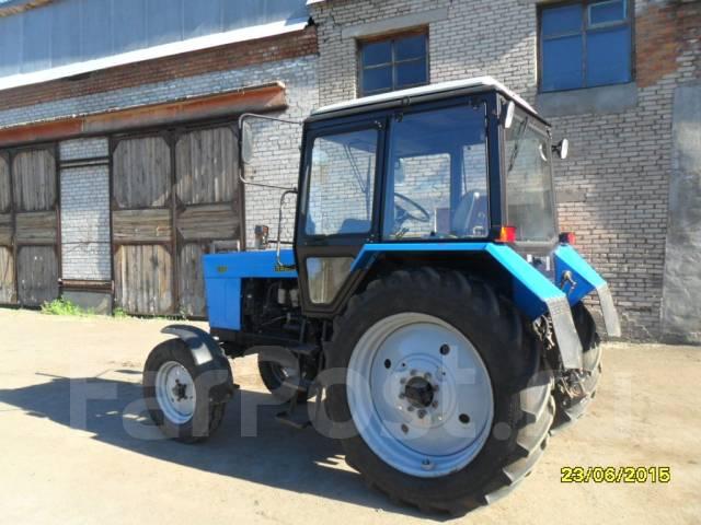 Трактора БУ и новые в Саратовской области