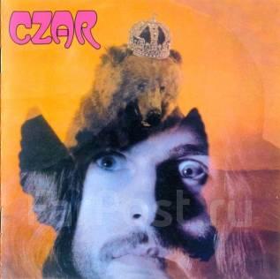 "Винил Czar ""Czar"" 1970 (LP + CD, booklet) England"