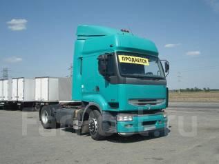 Renault Premium. ����� ���� 420 DCI, 11 116 ���. ��., 12 000 ��.