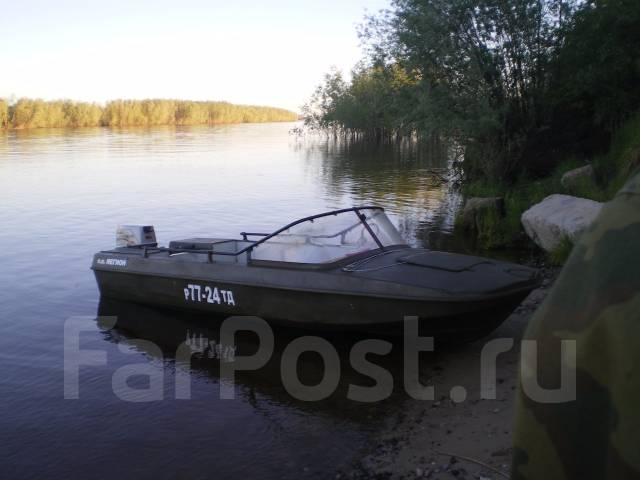 Купить Обь в Мегионе →: megion.water.drom.ru/prodam-motolodku-ob-3-s-motorom-merkurij-30-i...