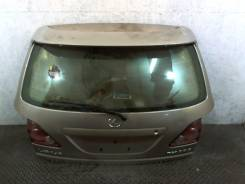 Крышка багажника. Lexus: RX400h, RX450h, RX270, RX300, RX330, RX350