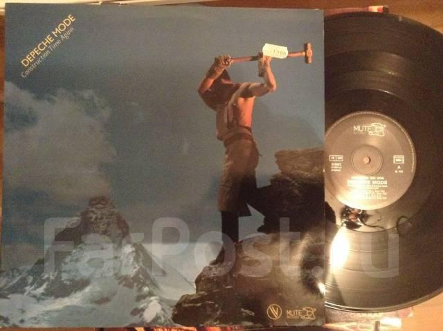 Depeche Mode - Construction Time Again - FR LP 1983 ДИПИ ШМОТ