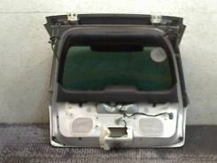 Крышка багажника. Peugeot 407
