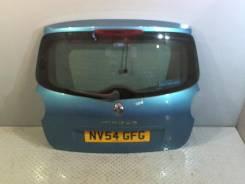 Крышка багажника. Renault Modus
