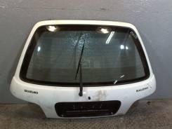 Крышка багажника. Suzuki Baleno