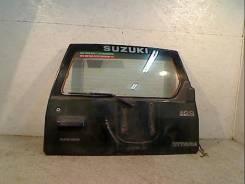 Крышка багажника. Suzuki Vitara