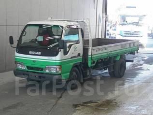 Nissan Atlas. 4WD! 1998 Рама AKS71L ДВС 4HG1, 4 570 куб. см., 2 000 кг.