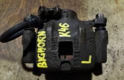 Суппорт тормозной. Isuzu Bighorn, UBS69DW, UBS69GW