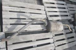 Глушитель. Isuzu MU, UES73EW Двигатель 4JX1