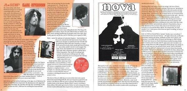 "Винил Clark - Hutchinson ""A=MH2"" 1969 (LP + 2CD, with booklet) England"