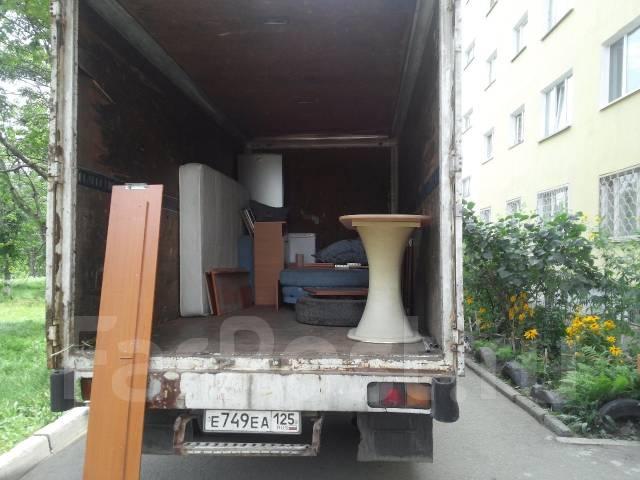 Перевозка мебели и домашних вещей. Без выходных.