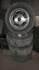 Комплект колес WORK, Dunlop 275/60R18. 8.0x18 6x139.70 ET31