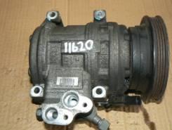 Компрессор кондиционера. Mitsubishi RVR, N23W Двигатель 4G63