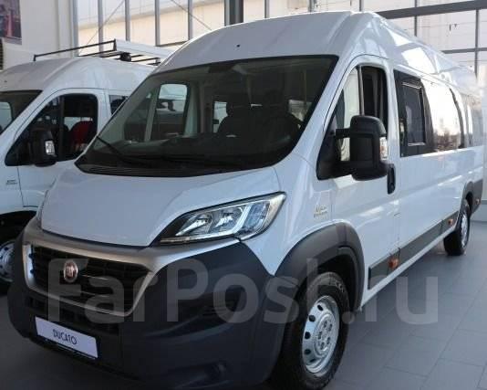 Новый фургон Fiat Ducato 2 15 - микроавтобусы Фиат
