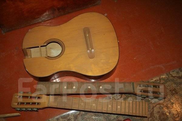 Как отремонтировать старую гитару