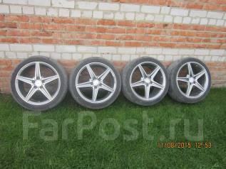 Mercedes AMG. 7.5/8.5x18 ET44/49 112.00x5