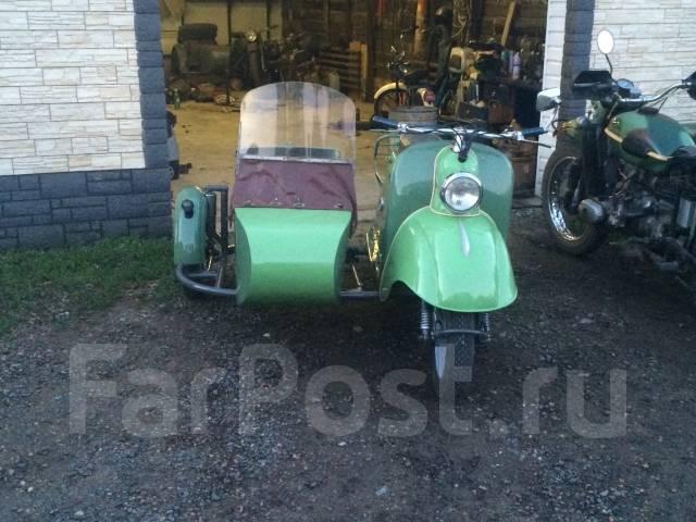Продаю мотороллер Т 200М - Тула Т 200 М, 1966 - Продажа мотоциклов ...
