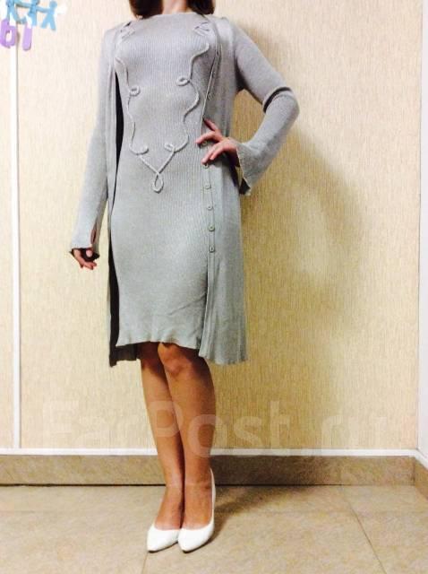 Модные платья осеньм доставка