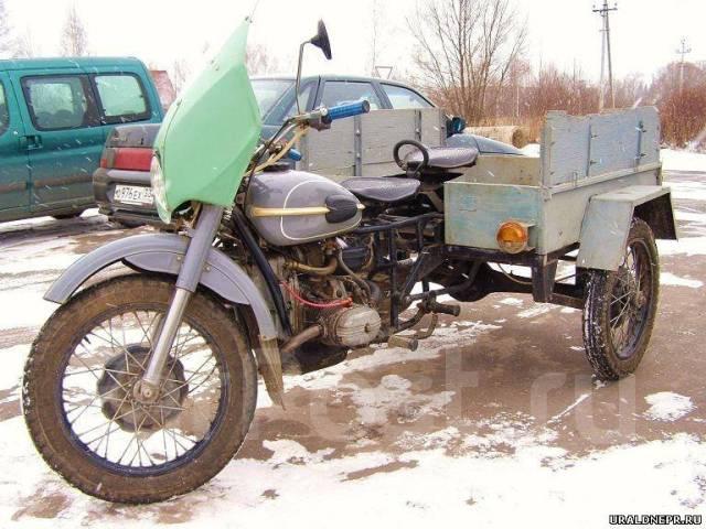 Урал трицикл - 045