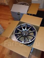Sakura Wheels. 7.0x16 5x114.30 ET40