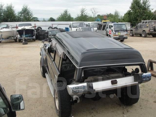 Nissan safari y60 запчасти