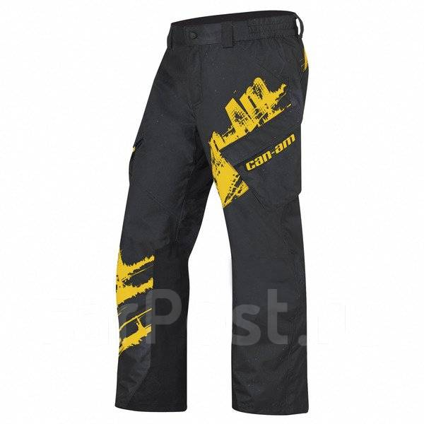 Прорезиненные брюки доставка