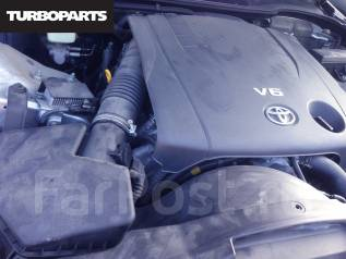 Рамка радиатора. Toyota Mark X, GRX120, GRX121, GRX125 Двигатели: 3GRFSE, 4GRFSE