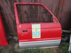 Дверь боковая. Mitsubishi Pajero, V24V