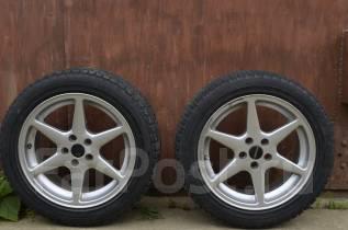 Колеса Bridgestone Blizzak на литье!. 7.0x16 5x100.00 ET0