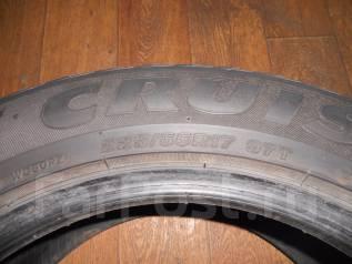 Bridgestone. 225/55R17, �����������, ����� 50%, 2 ��
