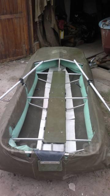 лодка из пвх с каркасом
