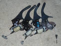 Механизм стояночного тормоза. Toyota Corona, ST190, AT190 Двигатели: 4SFE, 4AFE, 4AFE 4SFE