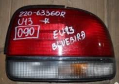 Стоп-сигнал. Nissan Bluebird, SNU13, ENU13, PU13, SU13, EU13, U13, HU13, HNU13