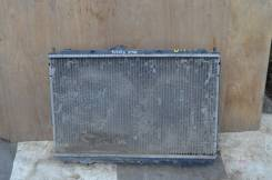 Радиатор охлаждения двигателя. Volvo V40