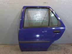Дверь боковая. Ford Fiesta Ford Territory