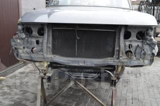 Рамка радиатора. Toyota Land Cruiser Prado