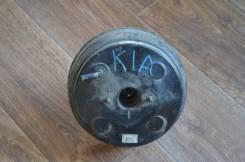 Вакуумный усилитель тормозов. Kia Sorento, FY Двигатель D4CB