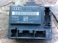 Блок управления дверями. Audi A6