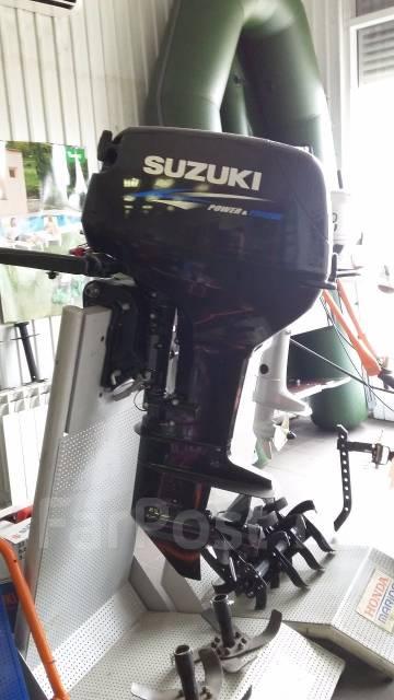 Купить лодочный мотор сузуки 40 двухтактный в томске