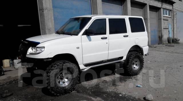 Чип-тюнинг автомобилей УАЗ Патриот Евро3-4. ЗМЗ-409 - GT и тюнинг в Иркутске